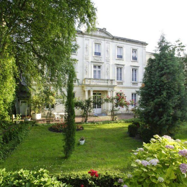 Maitre d'oeuvre pour l'hôtel Le Champlain de La Rochelle