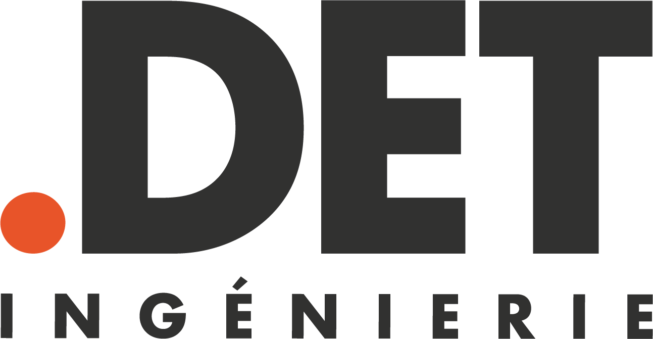 Logo DET Ingénierie