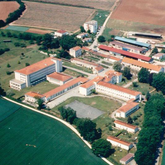 Mission de maitrise d'oeuvre d'exécution pour une Lycée à Saintes